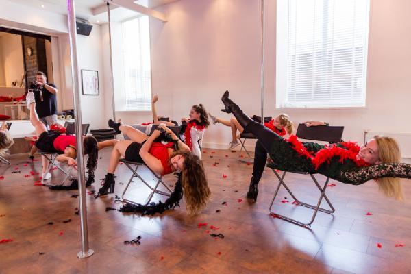 Burlesque Workshop in Gouda