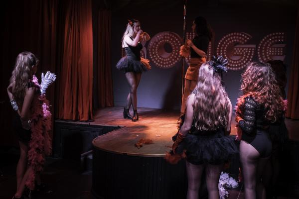 Burlesque Workshop in Gouda